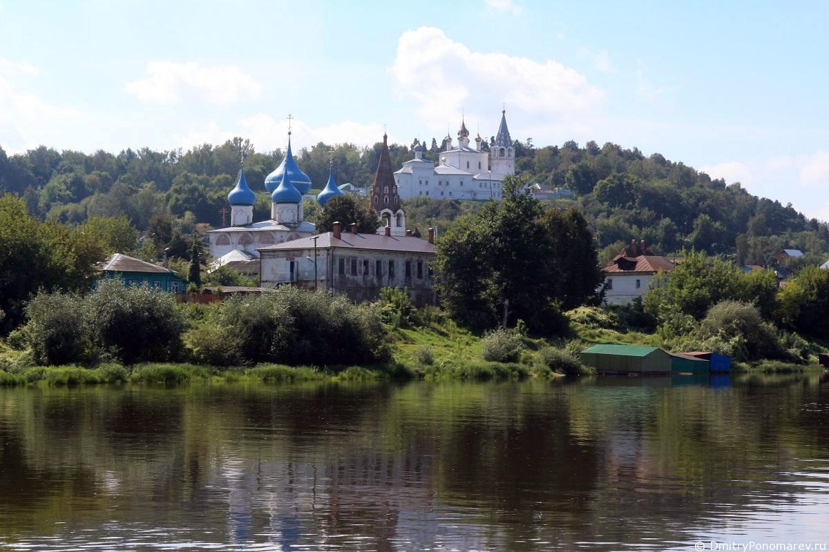 Никольский мужской монастырь в Гороховце