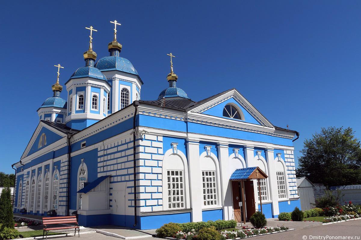 Оранский Богородицкий Мужской Монастырь