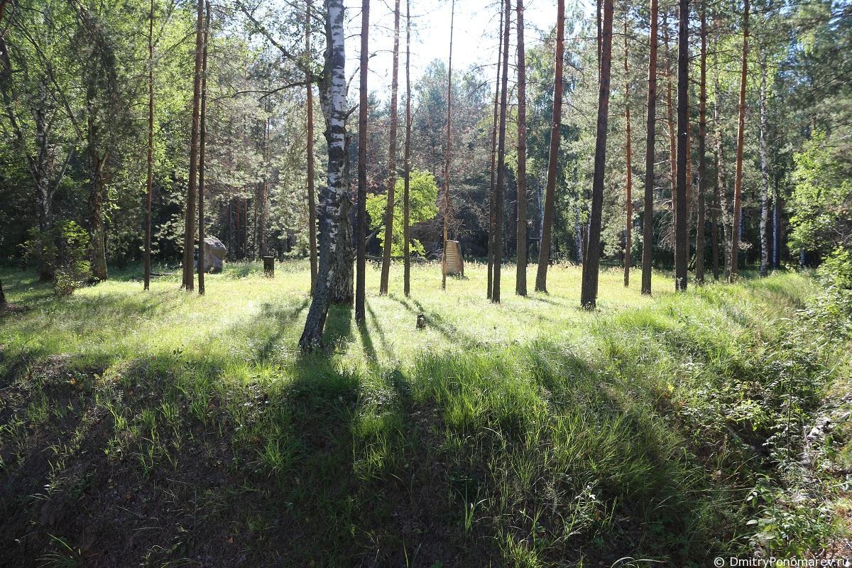 Кладбище военнопленных в с.Оранки