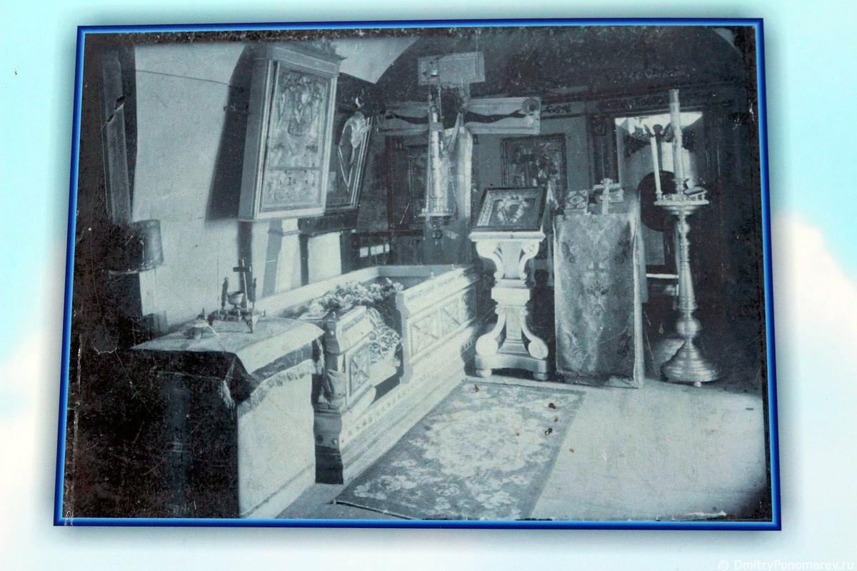 Балахнинский Покровский мужской монастырь